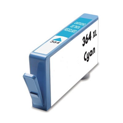 HP 364XL CB323E azuriu (cyan) cartus compatibil