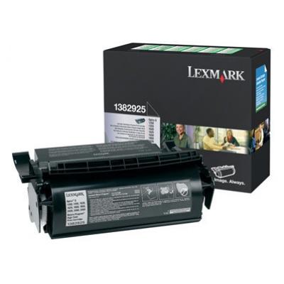 Lexmark 1382925 negru (black) toner original
