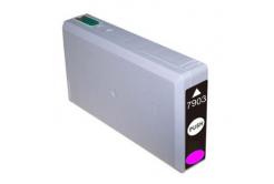 Epson T7903 purpuriu (magenta) cartus compatibil