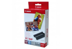 Canon 7739A001 KC-36IP, 86x54mm, 36 buc, alb, lucios