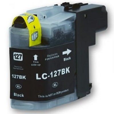 Brother LC-127XL negru (black) cartus compatibil