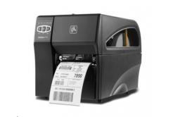Zebra ZT220 ZT22042-D0E200FZ DT imprimante de etichetat, 203 DPI, RS232, USB, INT 10/100