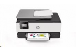 HP All-in-One Officejet 8012e HP+ (A4, 18ppm, USB 2.0,Wi-Fi, Print, Scan, Copy, Duplex, ADF)