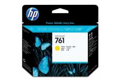 HP 761 CH645A galben (yellow) cap de imprimare original