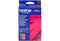 Brother LC-1100HYM purpuriu (magenta) cartus original