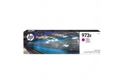 HP 973X F6T82AE purpuriu (magenta) cartus original