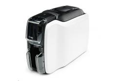 Zebra ZC100 ZC11-0M0C000EM00 imprimante de carduri, one-sided, USB/Ethernet, ISO HiCo/LoCo Mag S/W Selectable