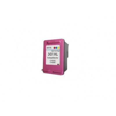 HP 301 XL CH564E color cartus compatibil
