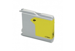 Brother LC-970 / LC-1000Y galben (yellow) cartus compatibil