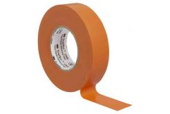 3M Temflex 1500 benzi electroizolante, 15 mm x 10 m, portocaliu