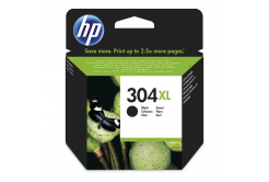 HP 304XL N9K08AE negru (black) cartus original