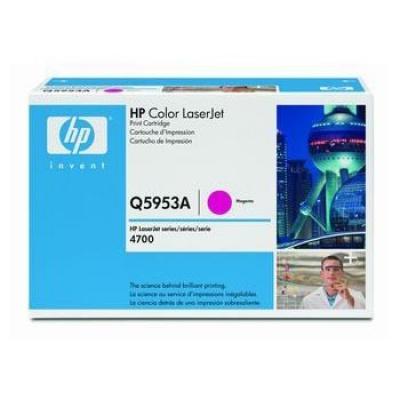 HP 643A Q5953A purpuriu (magenta) toner original