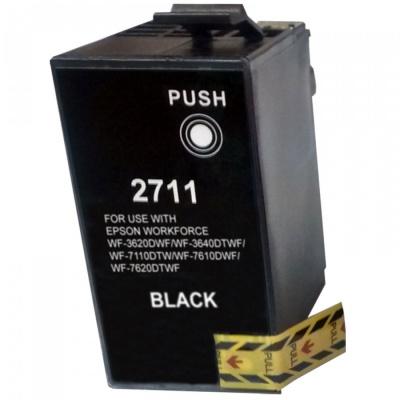 Epson T2711 negru (black) cartus compatibil