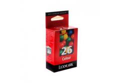 Lexmark 26 10N0026E color cartus original