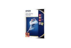 Epson S041944 Ultra Glossy Photo Paper, hartie foto, lucios, alb, 13x18cm, 300 g/m2, 50 buc