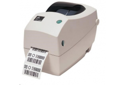 Zebra TLP2824 Plus 282P-101522-040 imprimante de etichetat, 8 dots/mm (203 dpi), cutter, RTC, EPL, ZPL, USB, print server (ethernet)