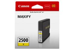 Canon cartus original PGI-2500 Y, yellow, 9.6ml, 9303B001, Canon MAXIFY iB4050,iB4150,MB5050,MB5150,MB5350,MB5450