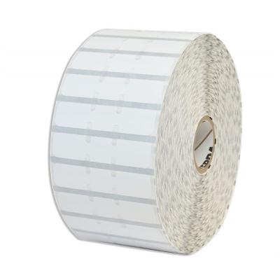 Zebra 10010065 ZipShip 8000D Jewelry, label roll, synthetic, 56x13mm