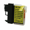 Brother LC-980 / LC-1100 galben (yellow) cartus compatibil