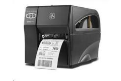 Zebra ZT220 ZT22042-D0E000FZ imprimante de etichetat, 8 dots/mm (203 dpi), EPL, EPLII, ZPL, ZPLII, USB, RS232