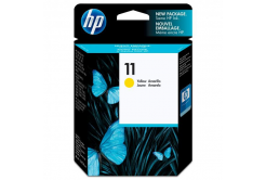 HP 11 C4838AE galben (yellow) cartus original