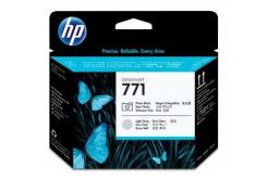 HP 771 CE020A, photo negru / deschis gri (photo black / light grey) cap de imprimare original