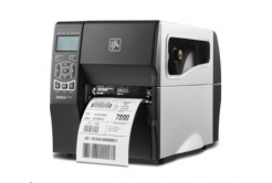 Zebra ZT230 ZT23043-T2E200FZ TT imprimante de etichetat, 300 DPI, RS232, USB, INT 10/100, cutter WITH CATCH TRAY