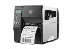 Zebra ZT230 ZT23043-T2E200FZ TT imprimante de etichetat, 300 DPI, RS232, USB, INT 10/100, cutter WITH CATCH TRAY