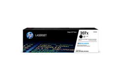 HP toner original W2210X, black, HP 207X, HP