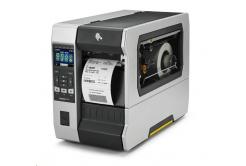 Zebra ZT610 ZT61046-T0E0100Z imprimante de etichetat, 24 dots/mm (600 dpi), disp., ZPL, ZPLII, USB, RS232, BT, Ethernet