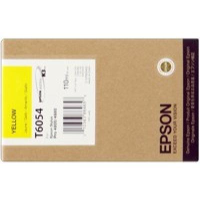 Epson C13T605400 galben (yellow) cartus original
