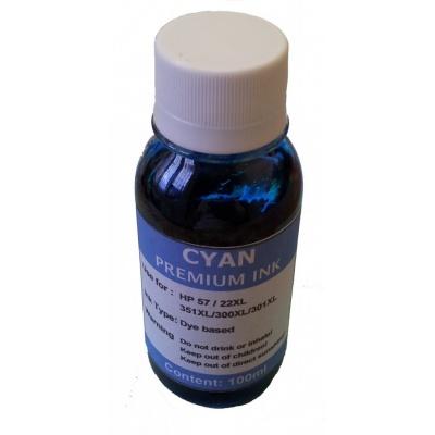 Cerneala universal azuriu (cyan) 1000ml