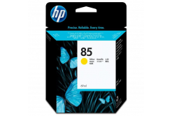 HP 85 C9427A galben (yellow) cartus original