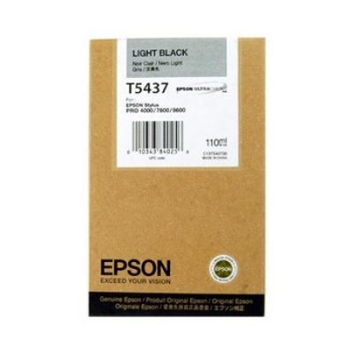 Epson C13T543700 gri (grey) cartus original