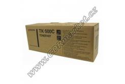 Kyocera Mita TK-500C azuriu (cyan) toner original
