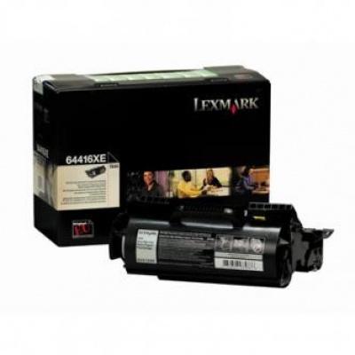 Lexmark 64416XE negru toner original