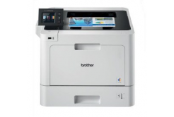 Brother HL-8360CDW imprimanta laser color - A4, 31ppm, 2400x600, 512MB, PCL6, USB 2.0, LAN, WiFi, DUPLEX