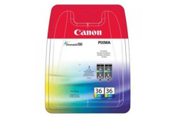 Canon CLI36, 1511B018 color dualpack cartus original