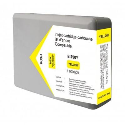 Epson T7904 galben (yellow) cartus compatibil
