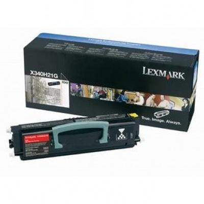 Lexmark X340H21G negru toner original