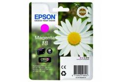 Epson C13T18034020 purpuriu (magenta) cartus original