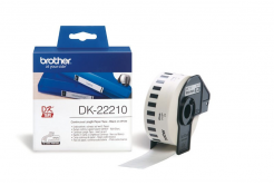 Brother DK-22210, 29mm x 30,48m, rola etichete original