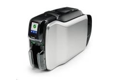 Zebra ZC300 ZC31-0M0C000EM00 imprimante de carduri, one-sided, USB/Ethernet, ISO HiCo/LoCo Mag S/W Selectable