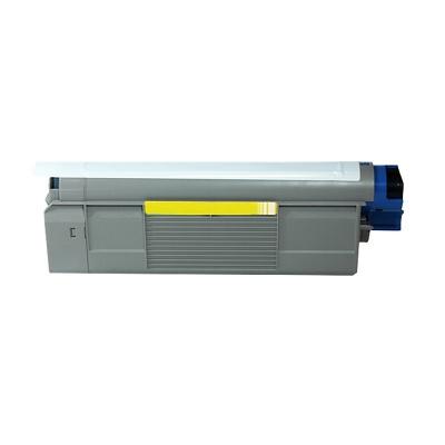 OKI 43865721 galben (yellow) toner compatibil