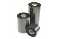 TTR ribon ceara-rasina (wax-resin) 81mm x 74m IN negru