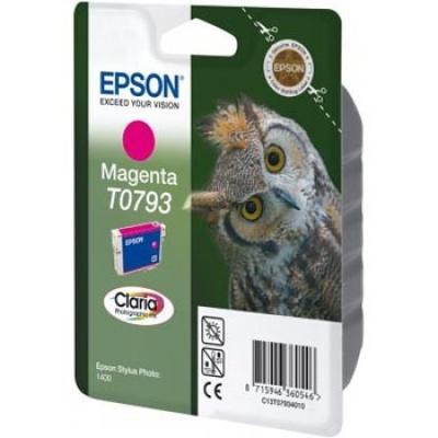 Epson C13T079340 purpuriu (magenta) cartus original