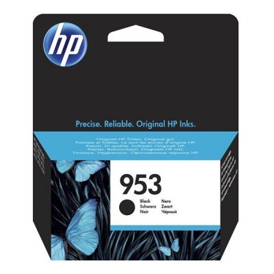 HP 953, L0S58AE negru (black) cartus original