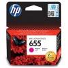 HP 655 CZ111AE purpuriu (magenta) cartus original