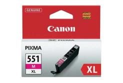 Canon CLI-551XLM purpuriu (magenta) cartus original