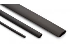 Partex smršťovací bužírka HSDW 3 -9, 3:1, 3,0-9,0 mm, 1,2 m, černá